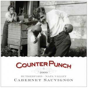 CounterPunch Wine Label