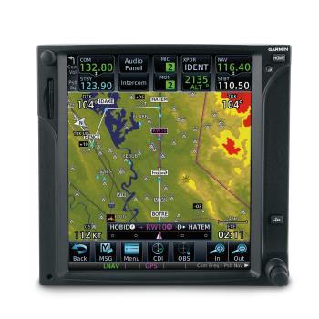 Garmin GTN-750 Color GPS/NAV/COMM/MFD