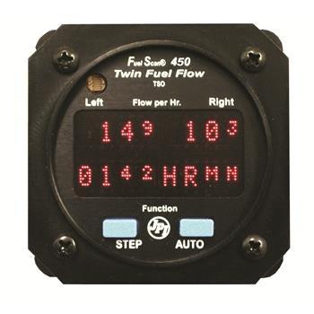 JP Instruments FS-450M Twin Fuel Flow System