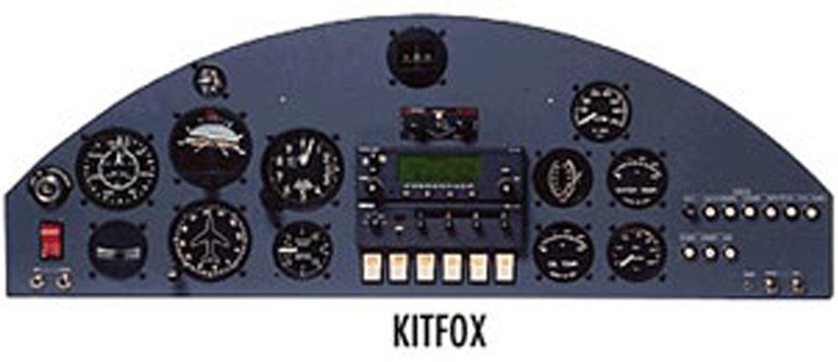 PCA Kitfox - Option 2 | Kitfox - Option 2 | Pacific Coast