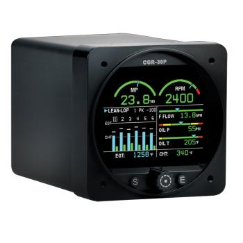 CGR-30P Color Engine Monitor