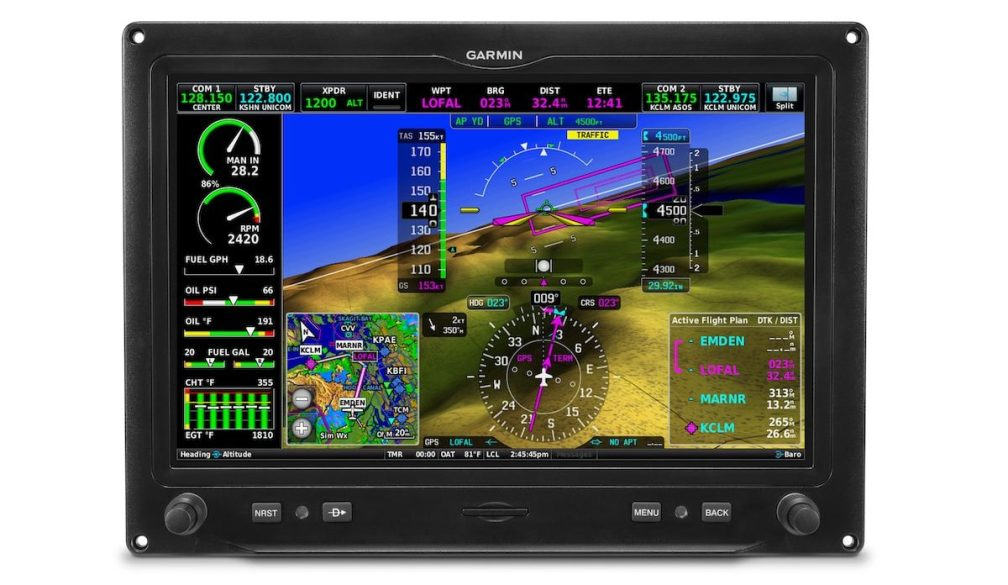 GARMIN G3X Touch For Certified Aircraft   Pacific Coast Avionics on