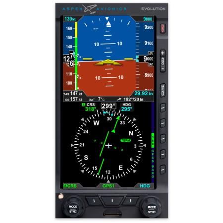 Aspen Avionics Evolution E5