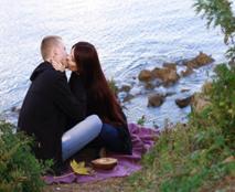 Step how to kiss by boyfriend step 6 Steps
