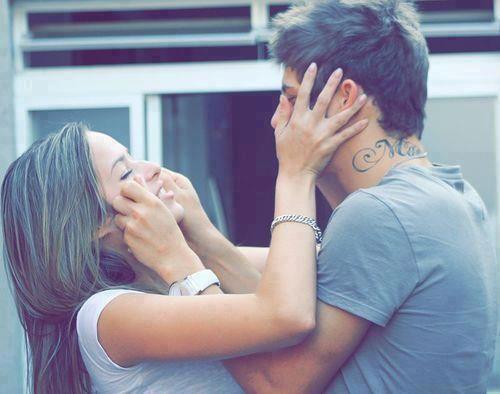 how to hug your tall boyfriend