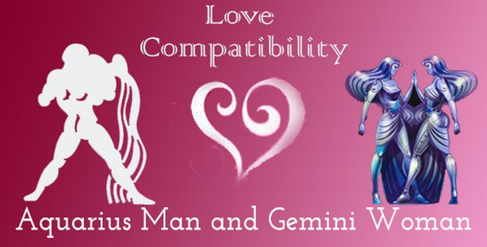Aquarius Man & Gemini Woman: Love, Sex & Marriage