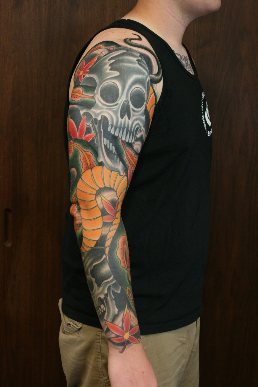 97d1ac4c7 100 Best Badass Half Sleeve Tattoos For Men