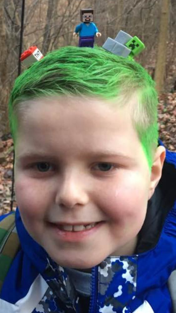 93 Crazy Hair Day Ideas For Boys With Short Hair Fun For Kids Crazy