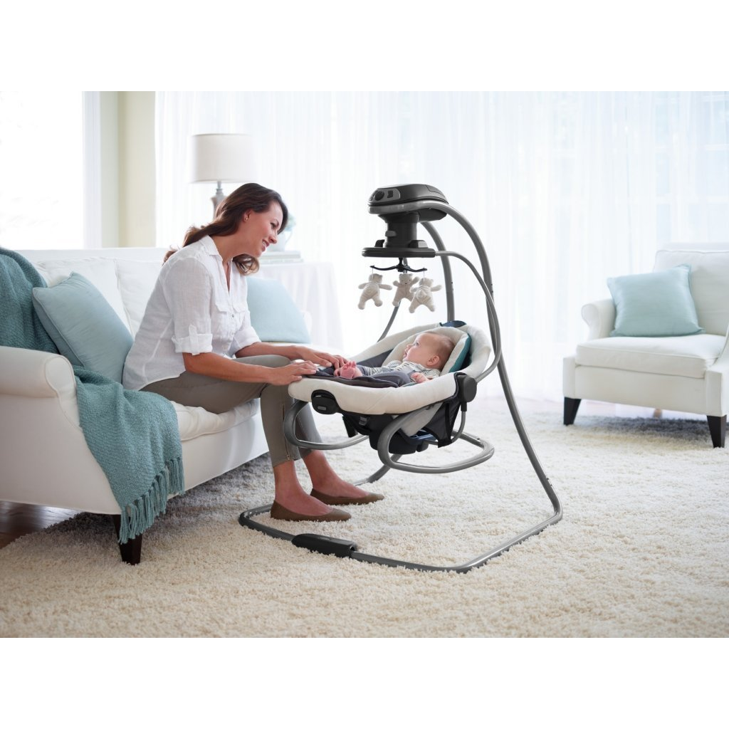 575ef595a Automatic Baby Rocker  Your Baby s Naptime Best Friend