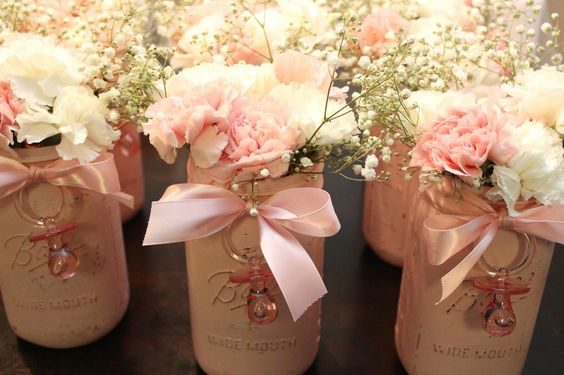 20 Baby Shower Centerpieces That Livens Up The Party