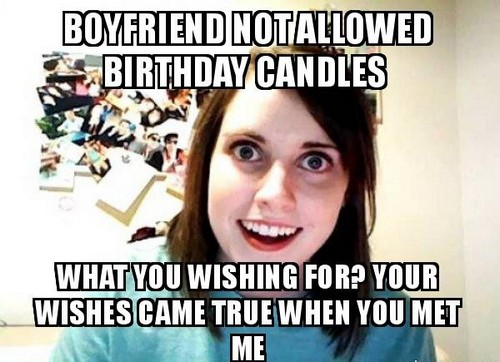 Have A Happy Birthday But No Wishes