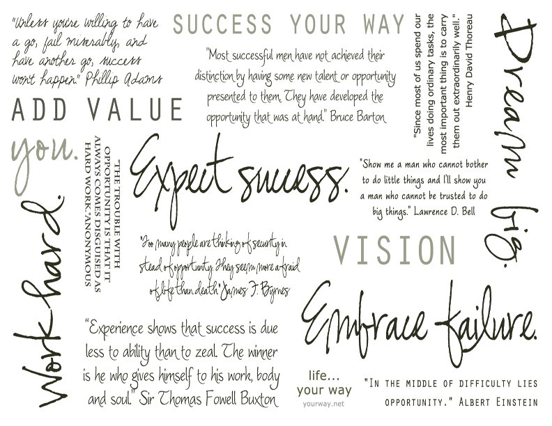 graphic regarding Printable Inspirational Sayings named 30 inspirational estimates for learners to start with working day of college or university