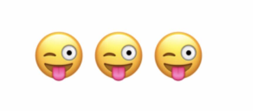 Emoji flirt Flirty Emoji
