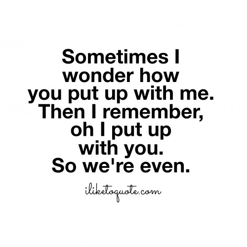 15 Funny I Love You Quotes For People Around You