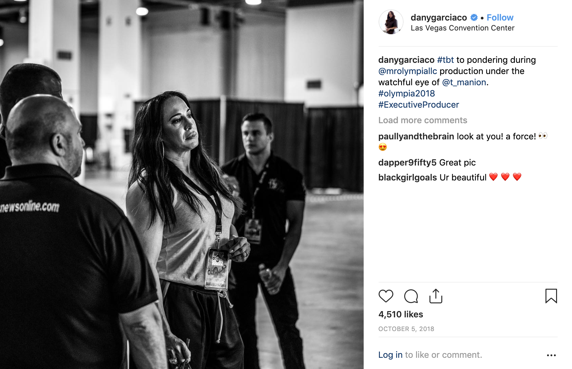 Dany Garcia Wiki: 5 Facts To Know About Dwayne Johnson's Ex Wife