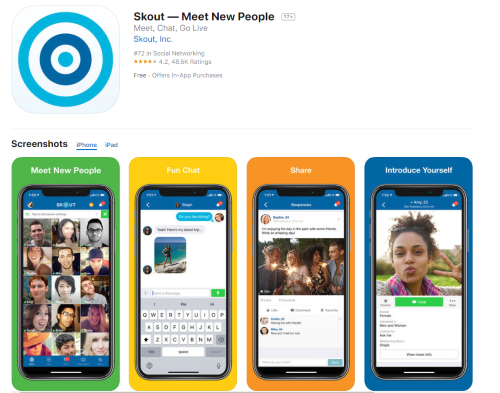 Skout free download for iphone  Skout For PC Download