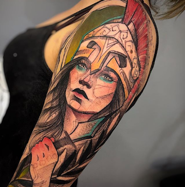 10 Gorgeous Goddess Tattoo Ideas And Their Meanings