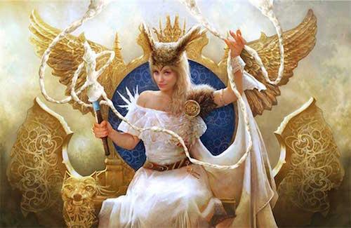 Goddess 101: Who Is Freya, The Goddess Of Feminine