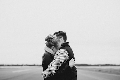 To a a hug means guy what Question: What