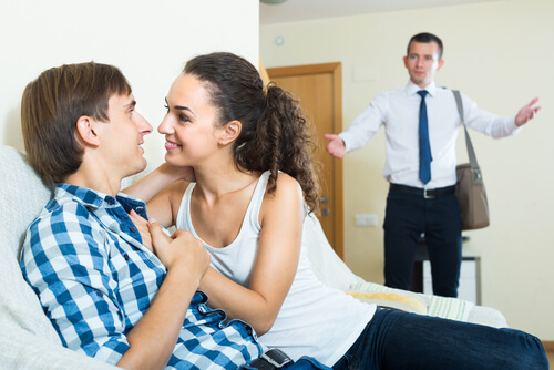A husband cheating of Late Confessions