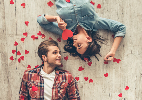 25 Creative Ways To Show Your Man You Love Him