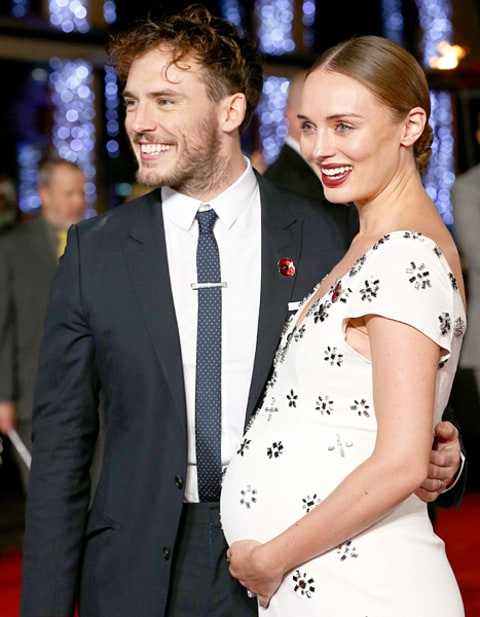 Sam Claflin and Laura Haddock Are Expecting Second Child