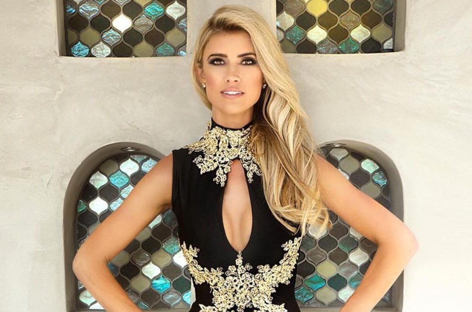 Christina El Moussa Splits With Boyfriend Doug Spedding