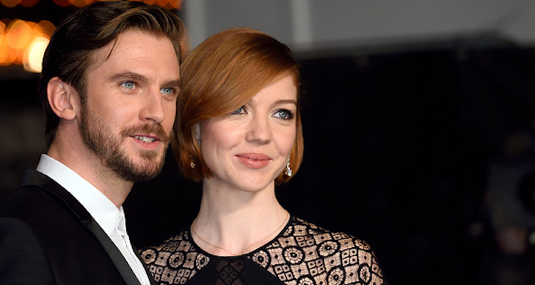 5 Things to Know About Dan Stevens And His Wife, Susie Hariet