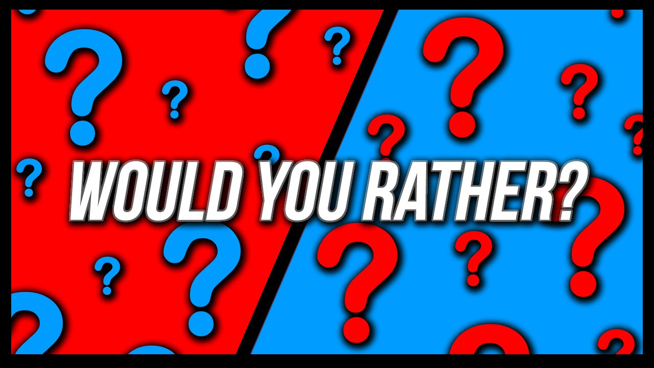 Adults Only: Best 40 Dirty Would You Rather Questions