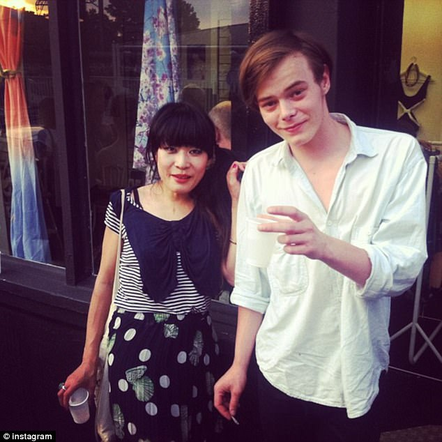 Who Is Akiko Matsuura? 5 Facts About The Mother Of Charlie Heaton's Son