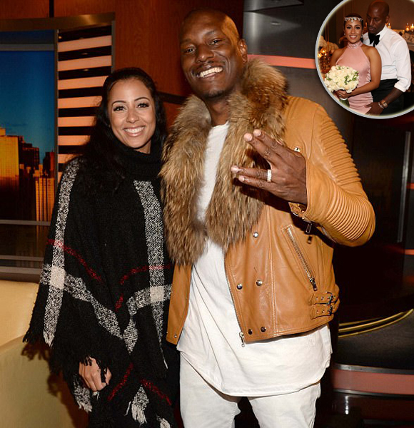 The New Mrs. Gibson: 4 Facts To Know About Tyrese Gibson's Wife