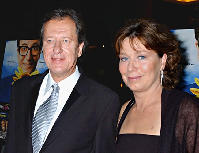 Jane Menelaus Wiki: 4 Facts To Know About Geoffrey Rush's Wife