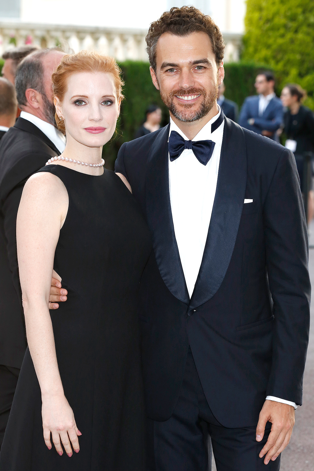Jessica Chastain's Husband: Things To Know About Gian Luca Passi de Preposulo