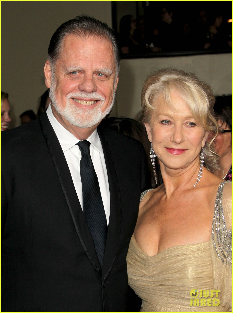 Taylor Hackford Wiki: Everything To Know About Helen Mirren's Husband
