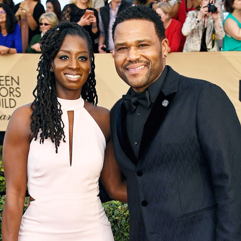 Alvina Stewart Wiki: 5 Facts To Know About Anthony Anderson's Wife