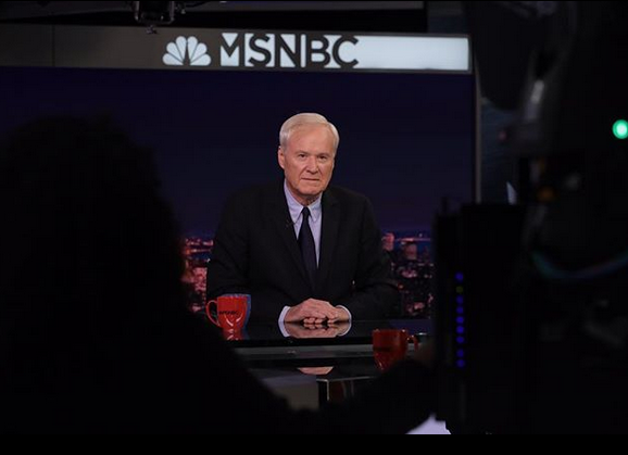 Chris Matthews Wiki: Net Worth, Author, TV Show & Facts To Know