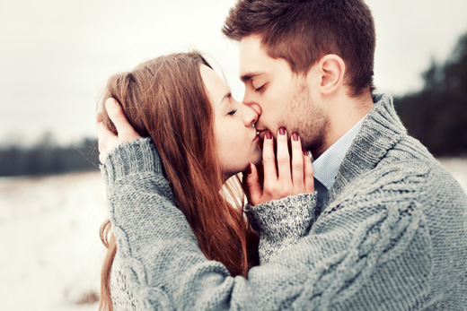 Kissing for the First Time: What Does it Feel Like?