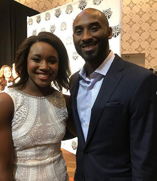 Kobe Bryant dating brandy