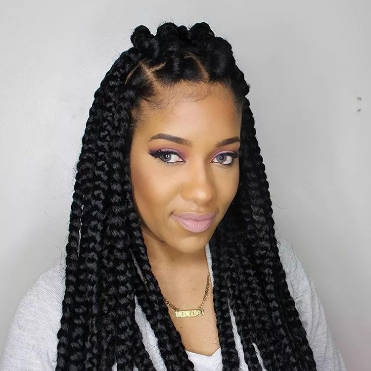 10 Different Types Of African Braids And Twists You Should Try