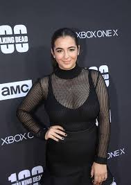 who is alanna masterson wiki actress net worth the walking