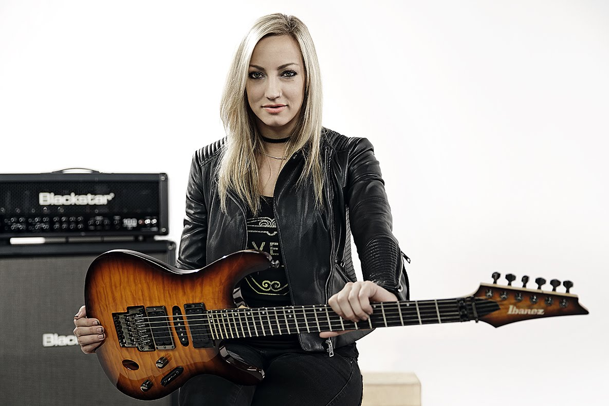 Who Is Nita Strauss? Wiki, Net Worth, Guitarist, 'The Iron Maidens' & Facts To Know