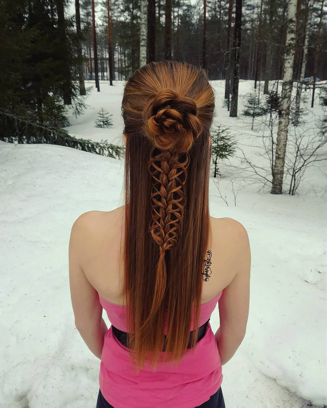 30 Cute And Easy Hairstyle For Long Hair You Need To Try