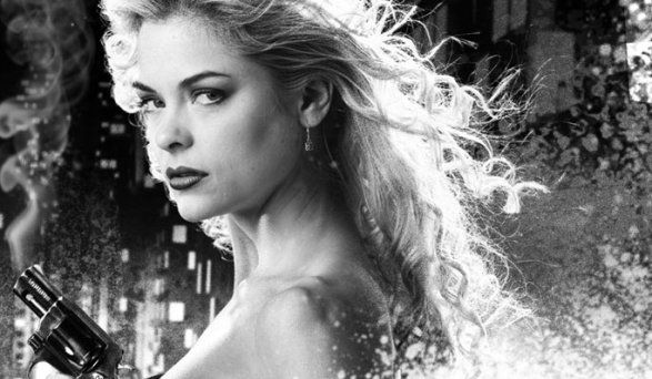 10 Best Pics Of Jaime King: Actress Of 'Sin City'