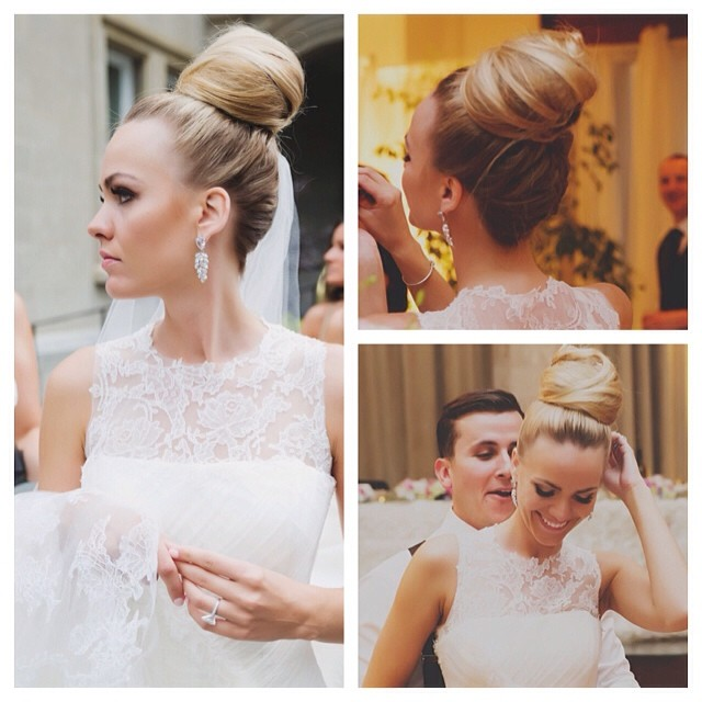 10 Gorgeous Top Knot Styles For All Occasions