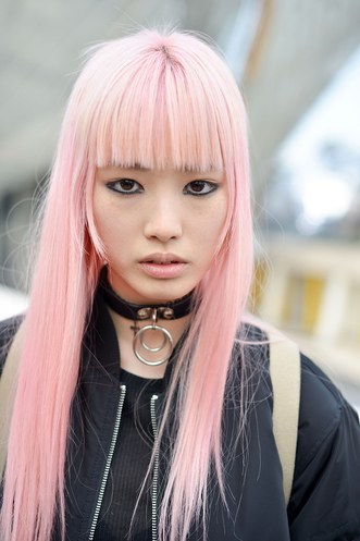 30 Cool Cute Pink Pastel Hair Color Ideas