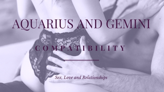 Gemini and Aquarius Emotional Compatibility