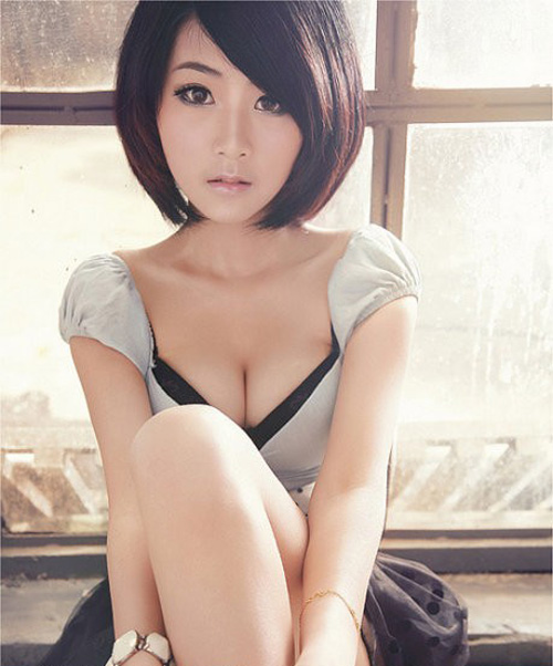 50 Cute & Trendy Short Hairstyle For Asian Girls To Try Out