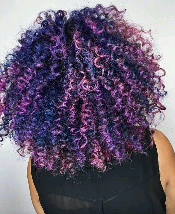 10 Best Cute Beautiful Hair Color Ideas For Your Curly Hair