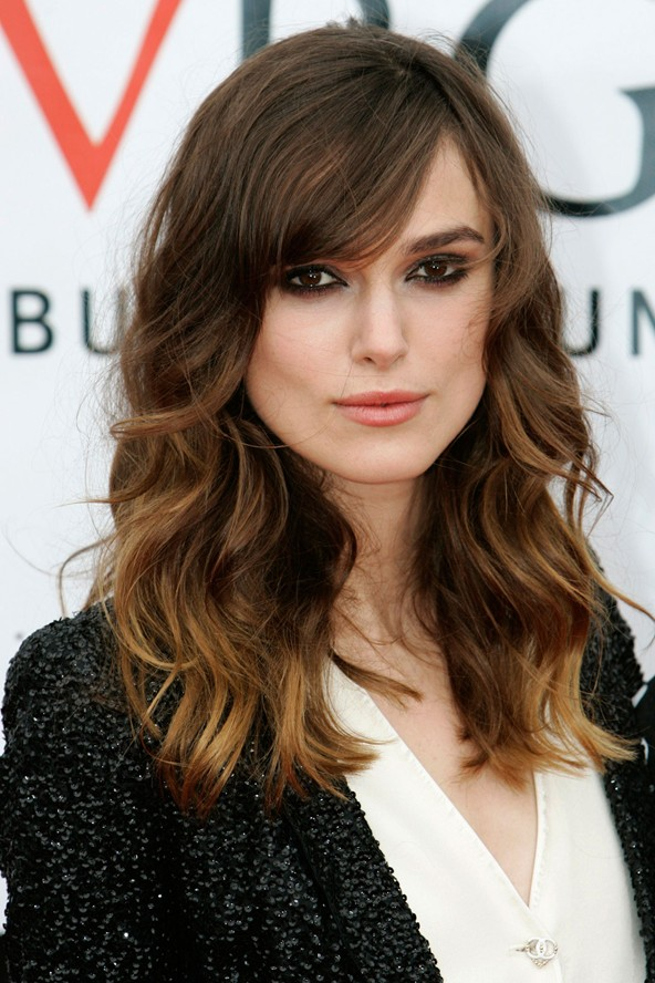 The Best Worst Hairstyles With Bangs For A Square Face Shape