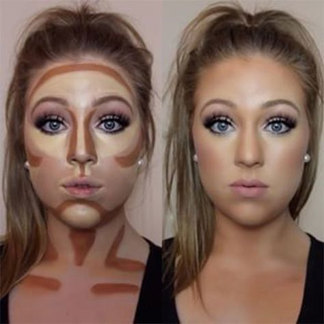 Contour Makeup Tutorial For Beginners: A Step By Step Guide